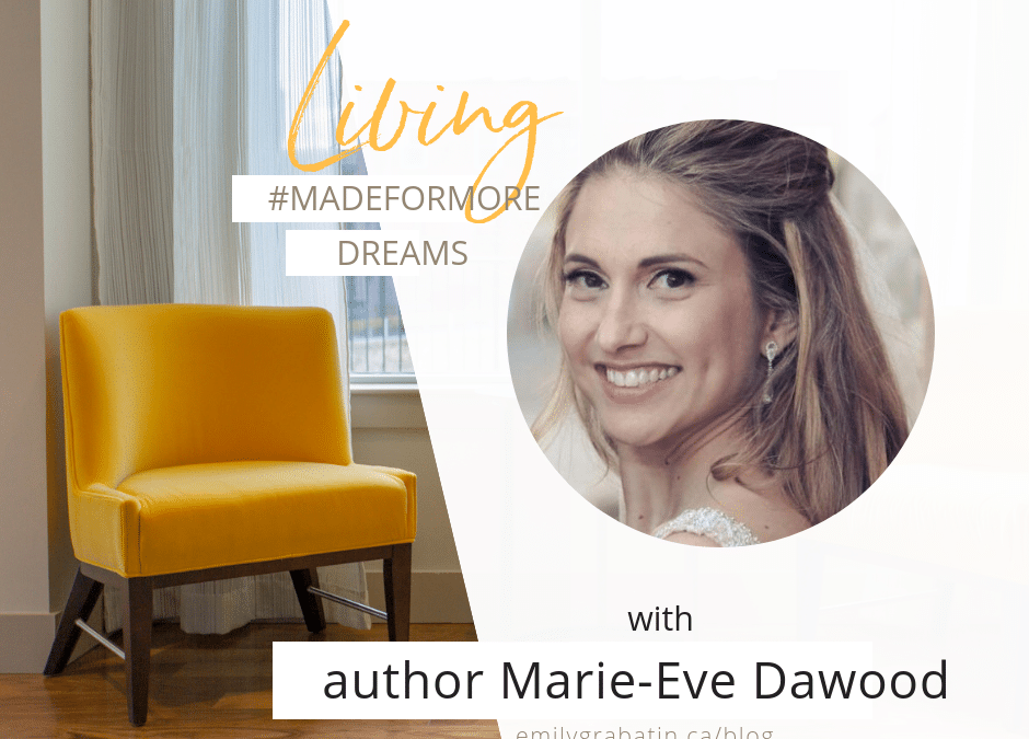 How to Live Your Dream to Get Married and Write Your First Book