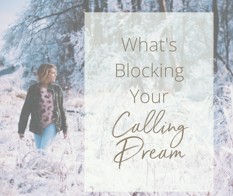 What's Blocking Your Calling Dream?